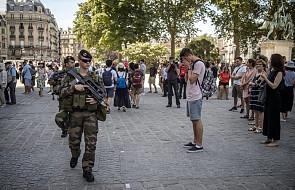 Francja: zatrzymanie domniemanego dżihadysty