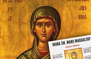 Symbolika ikony św. Marii Magdaleny [INFOGRAFIKA]