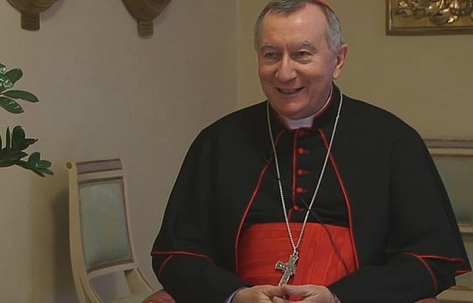 Kard. Parolin: Kościół w Polsce jest silny i żywy