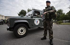 Atak w kościele w Normandii - jedna osoba zatrzymana