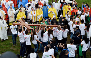 Ceremonia otwarcia Światowych Dni Młodzieży [TRANSMISJA]