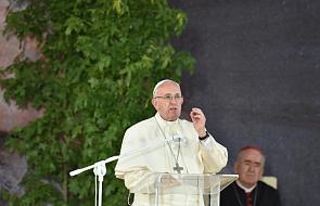 Rozważania Drogi Krzyżowej z Franciszkiem [PEŁNY TEKST]