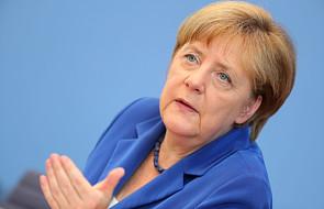 Prasa krytykuje wystąpienie Merkel po zamachach