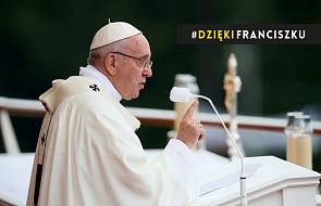 Dzięki Franciszku za miłość do uchodźców!