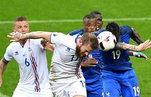 Euro 2016: Francja wygrała z Islandią 5:2