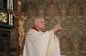 Legnica: wystawiono relikwie Ciała Pańskiego