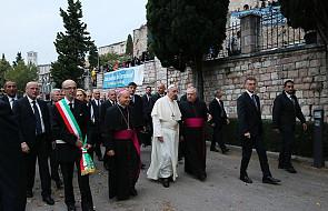Papież Franciszek pojedzie z pielgrzymką do Asyżu