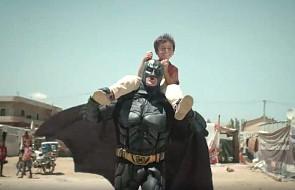 To jest prawdziwy superbohater [WIDEO]