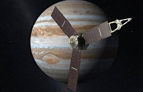 Sonda Juno pomoże zbadać m.in. pochodzenie Jowisza [WIDEO]