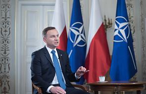 """""""W NATO potrzeba braterstwa wizji, wartości i zasad"""""""