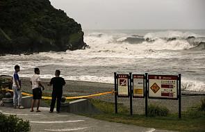 Do Tajwanu zbliża się tajfun, odwołano loty