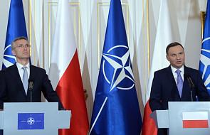 Duda: NATO nigdy nie było okupantem