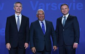 Duda: szczyt NATO pokaże jedność