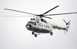 Rosja: w Syrii straciliśmy śmigłowiec Mi-8