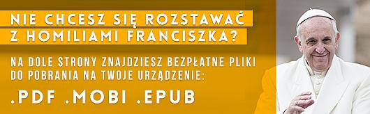 Wszystkie wystąpienia papieża Franciszka w Polsce - zdjęcie w treści artykułu
