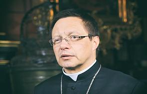 Bp Ryś nowym arcybiskupem metropolitą łódzkim