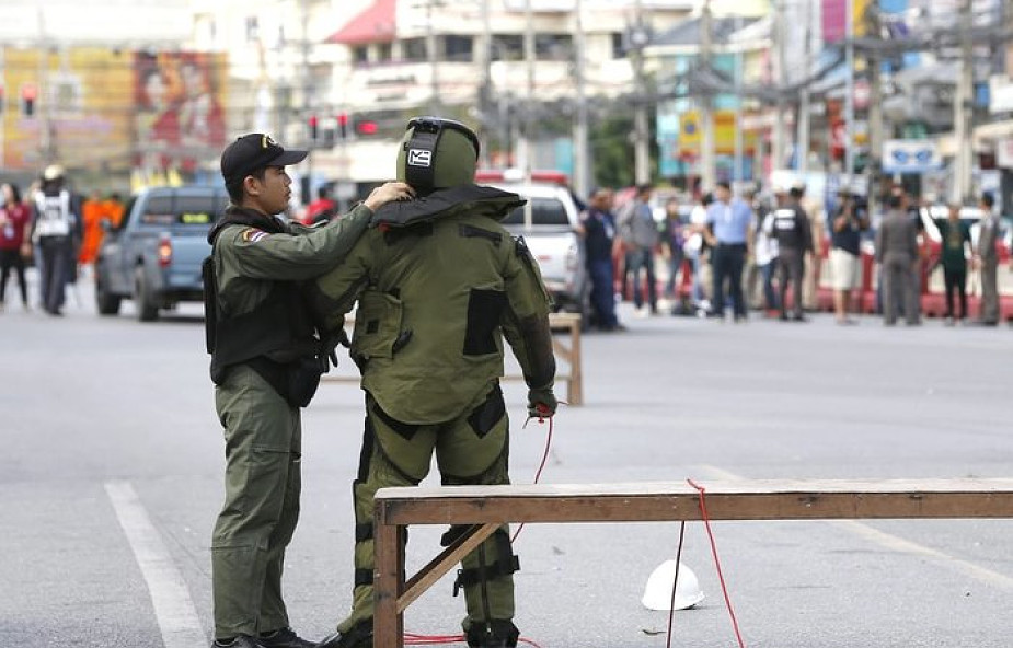 """Tajlandia: ataki to raczej """"lokalny sabotaż"""""""