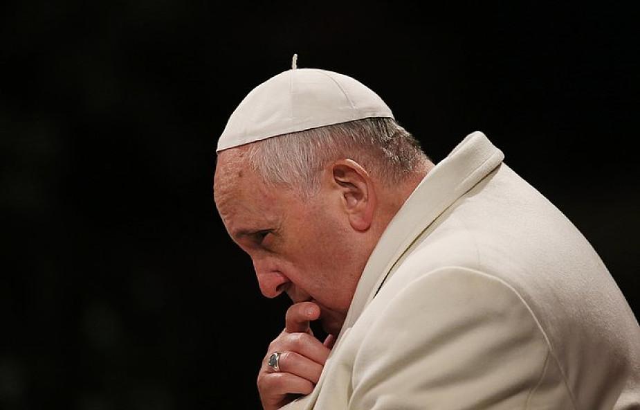 """Papież uczcił pamięć kapelana """"Krwawej Niedzieli"""""""