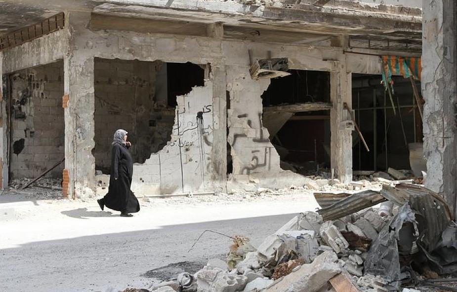 Rusza zbiórka na odbudowę katedry w syryjskim Homs