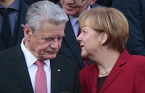 Prezydent Gauck: Niemcy nie są tonącym okrętem