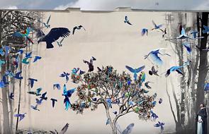 Na 800-lecie zakonu, dominikanie malują murale