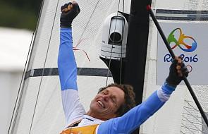 Pokonał raka i zdobył złoty medal w Rio
