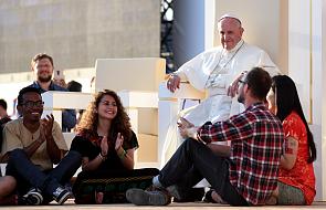 Franciszek w specjalnym liście podziękował za ŚDM