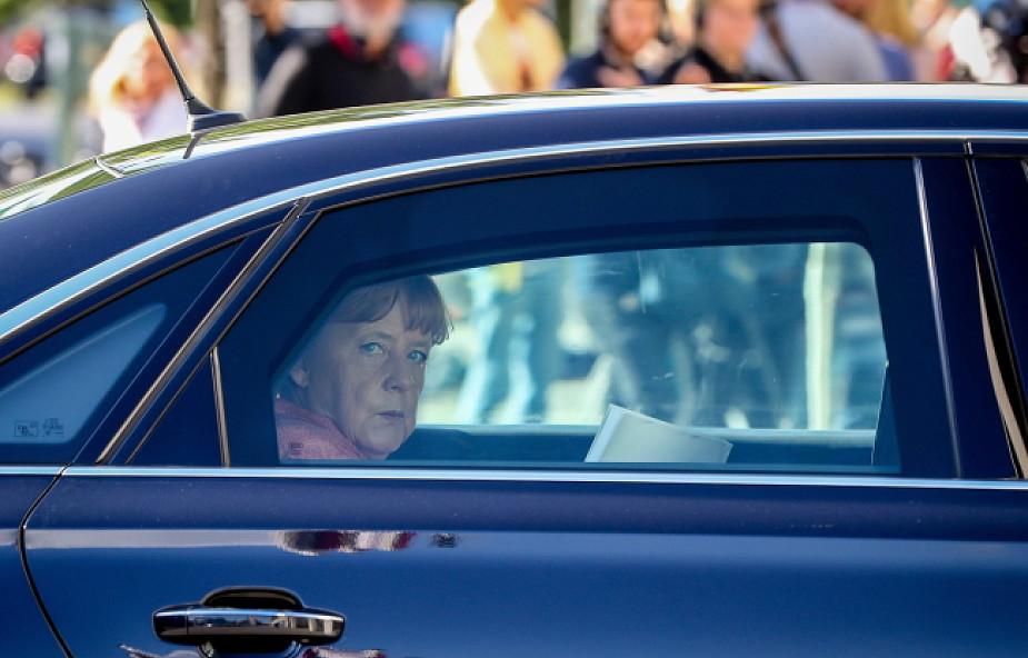 Coraz większe różnice między Steinmeierem a Merkel
