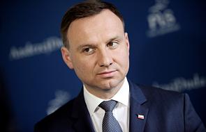 Prezydent Duda: zmarł wielki Polak