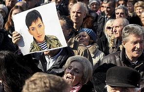 Ukraina: Sawczenko ogłosiła głodówkę