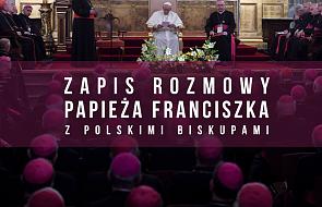 Franciszek odpowiedział na pytania polskich biskupów [DOKUMENTACJA]