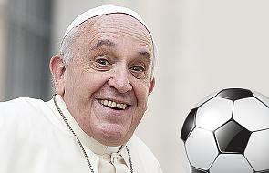 AS Roma zagra z drużyną papieża Franciszka