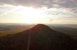 Odkryj najsłynniejszy polski... wulkan [WIDEO]