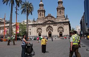 Santiago de Chile: otwarto jadłodajnię w katedrze