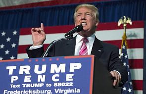 Trump wzywa, by specjalny prokurator zbadał sprawę fundacji Clintonów