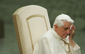 Benedykt XVI zdradził prawdziwe powody swojej rezygnacji [WYWIAD]