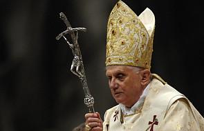 """""""Benedykt XVI martwi się o Europę"""""""