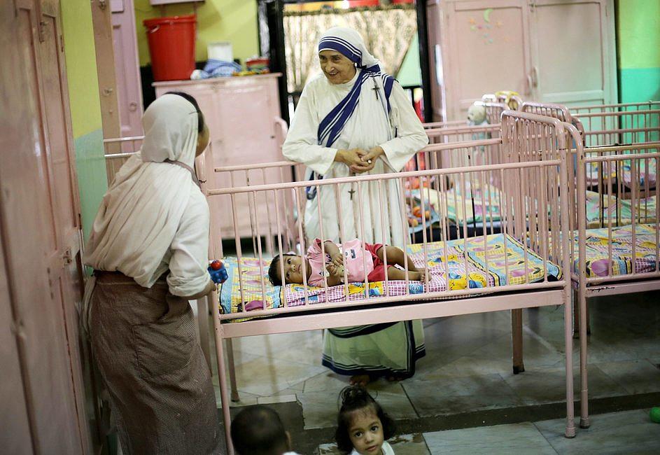 Codzienne życie Misjonarek Miłości w Kalkucie [FOTOREPORTAŻ] - zdjęcie w treści artykułu nr 4