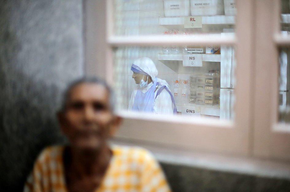 Codzienne życie Misjonarek Miłości w Kalkucie [FOTOREPORTAŻ] - zdjęcie w treści artykułu nr 8