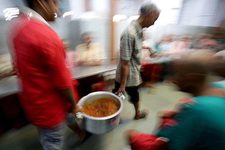 Codzienne życie Misjonarek Miłości w Kalkucie [FOTOREPORTAŻ] - zdjęcie w treści artykułu nr 15