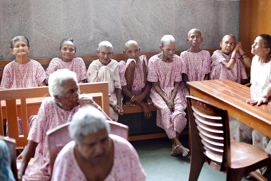 Codzienne życie Misjonarek Miłości w Kalkucie [FOTOREPORTAŻ] - zdjęcie w treści artykułu nr 18