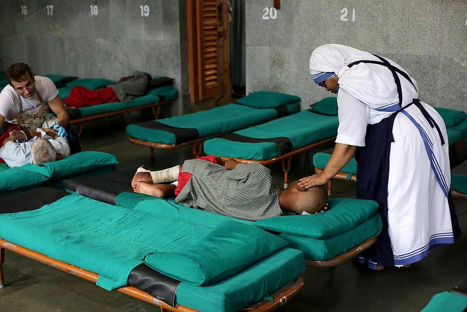 Codzienne życie Misjonarek Miłości w Kalkucie [FOTOREPORTAŻ] - zdjęcie w treści artykułu