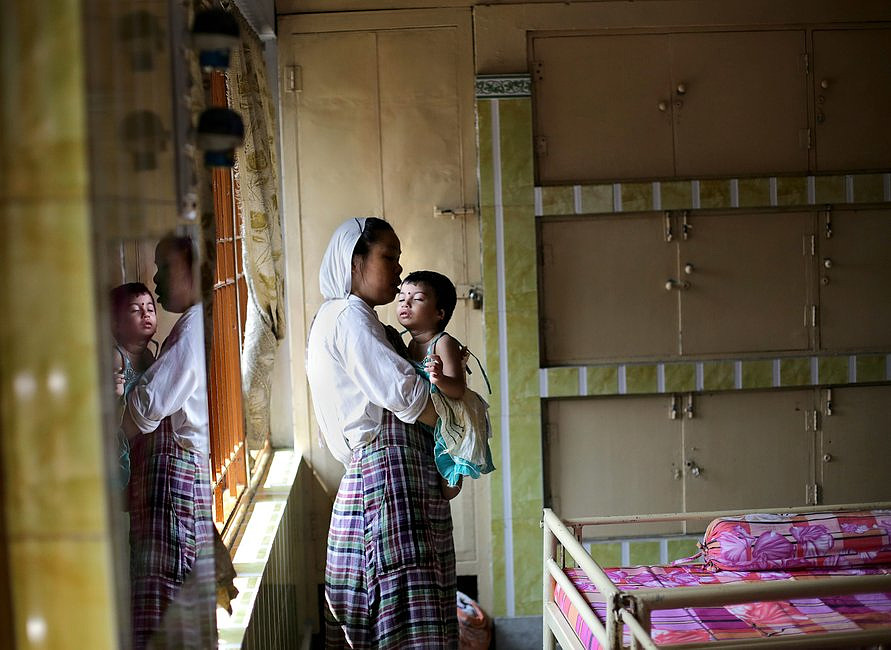 Codzienne życie Misjonarek Miłości w Kalkucie [FOTOREPORTAŻ] - zdjęcie w treści artykułu nr 2