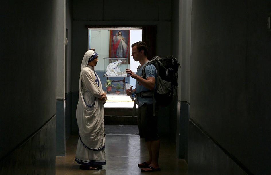 Codzienne życie Misjonarek Miłości w Kalkucie [FOTOREPORTAŻ] - zdjęcie w treści artykułu nr 21