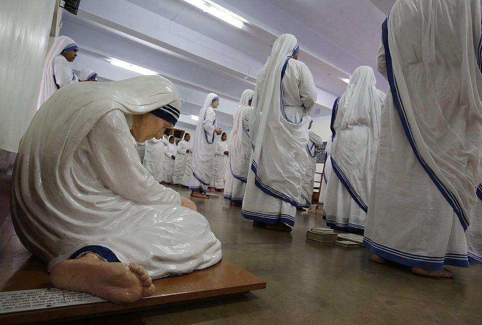 Codzienne życie Misjonarek Miłości w Kalkucie [FOTOREPORTAŻ] - zdjęcie w treści artykułu nr 1