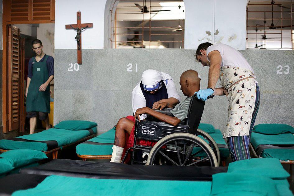 Codzienne życie Misjonarek Miłości w Kalkucie [FOTOREPORTAŻ] - zdjęcie w treści artykułu nr 9