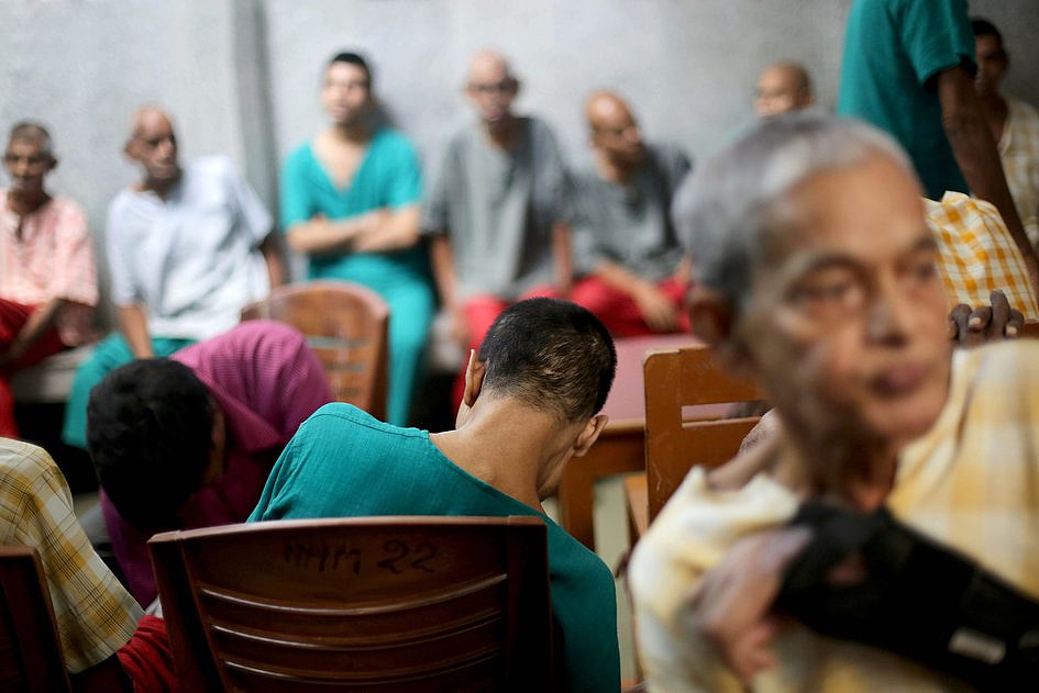 Codzienne życie Misjonarek Miłości w Kalkucie [FOTOREPORTAŻ] - zdjęcie w treści artykułu nr 16