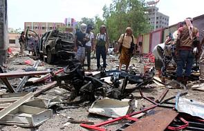 71 ofiar śmiertelnych zamachu w Jemenie