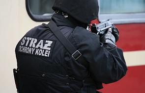 Straż Ochrony Kolei stanie się jak policja?
