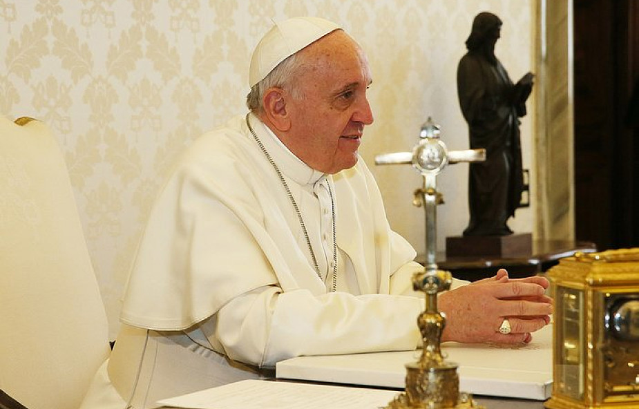 Franciszek: gender to narzucona ideologia